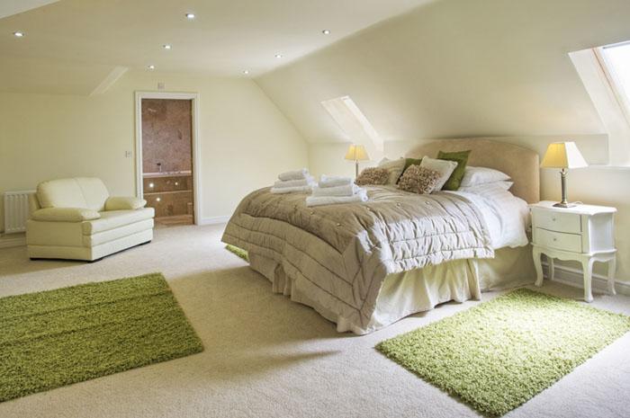 interior of sea dreams cottage a luxury northumberland